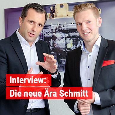 Schmitt eActros – Interview: Die neue Ära Schmitt